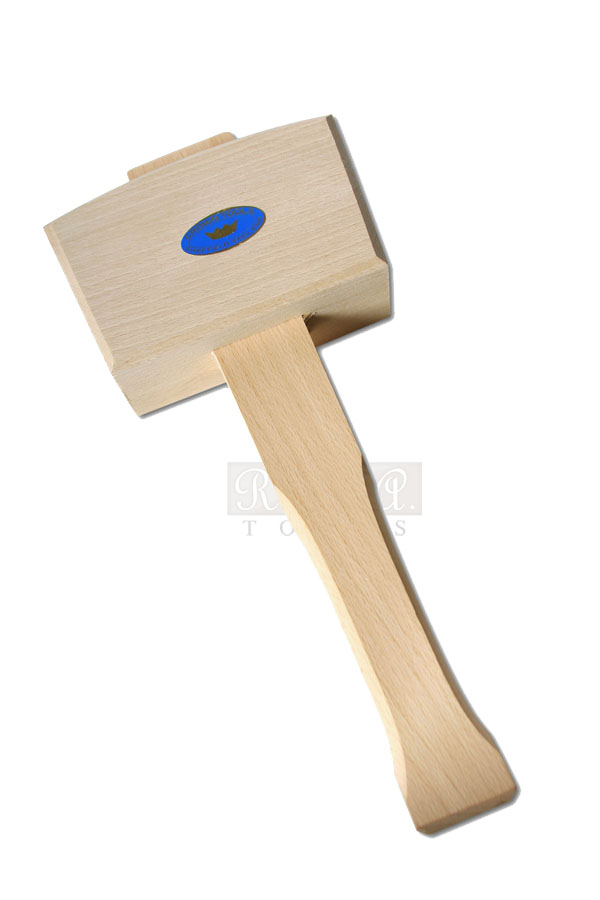 Mazzuolo Beech Mallet Crown Tools