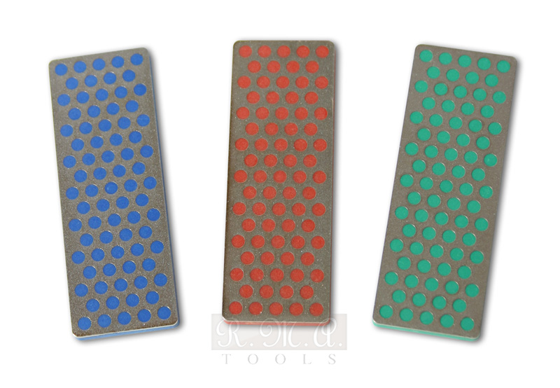 Set 3 pietre DMT Mini Diamond Whetstone