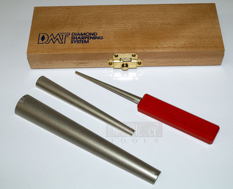 Set pietre diamantate coniche DMT