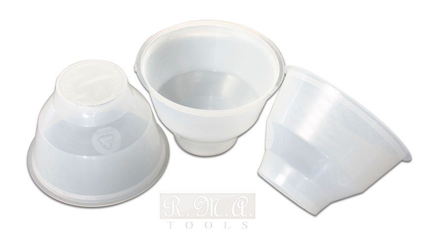 Set colini in nylon Beaker Strainers