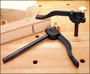 Morsetto da banco Veritas Hold-Down Clamp