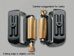 Veritas Camber Roller Assembly