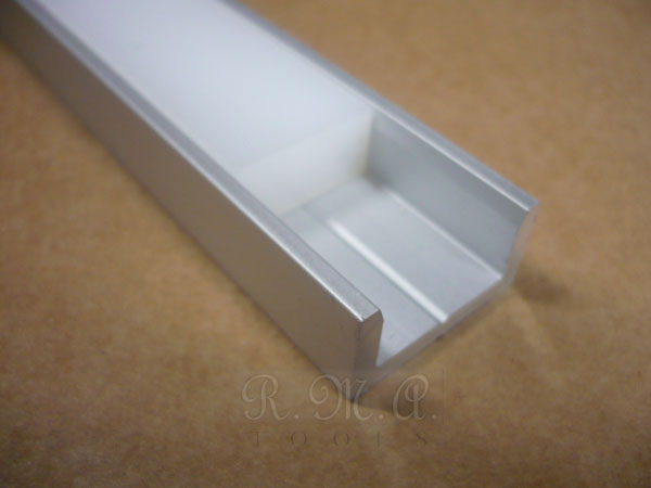 Miter Slot Extrusion ¾""